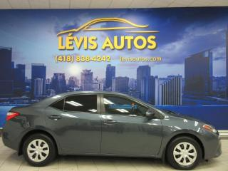 Used 2015 Toyota Corolla CE AUTOMATIQUE AIR CLIMATISE BLUETOOTH 1 for sale in Lévis, QC