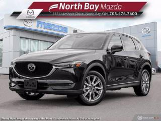 New 2020 Mazda CX-5 GT w/Turbo for sale in North Bay, ON