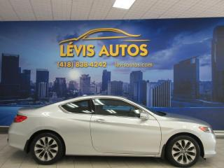 Used 2013 Honda Accord EX AUTOMATIQUE 87900 KM TOIT OUVRANT CAM for sale in Lévis, QC