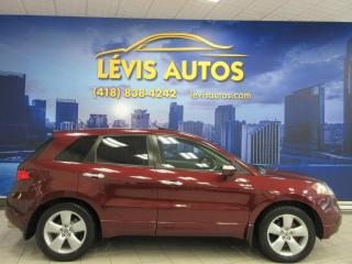 Used 2009 Acura RDX SH-AWD CUIR TOIT MAGS TOUT EQUIPE for sale in Lévis, QC