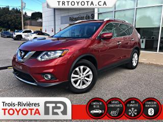 Used 2014 Nissan Rogue Traction intégrale 4 portes SV for sale in Trois-Rivières, QC