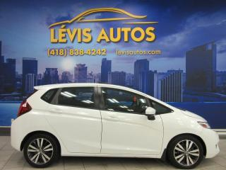 Used 2016 Honda Fit EX AUTOMATIQUE TOIT OUVRANT BANC CHAUFFA for sale in Lévis, QC