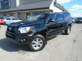Used 2015 Toyota Tacoma 4 RM, cabine double, V6, boîte automatiq for sale in Mirabel, QC