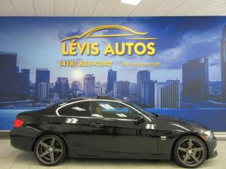 Used 2011 BMW 3 Series 335i XDRIVE CUIR TOIT GPS AWD 130600 KM for sale in Lévis, QC