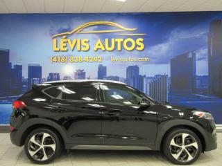 Used 2016 Hyundai Tucson 1.6L PREMIUM AWD CAMERA DE RECUL BANC CH for sale in Lévis, QC