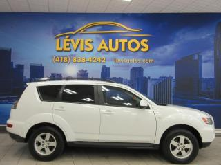 Used 2010 Mitsubishi Outlander ES AWD AIR CLIMATISE 138 300 KM ! for sale in Lévis, QC