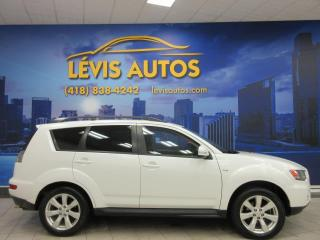 Used 2012 Mitsubishi Outlander V6 7 PASSAGERS AUTOMATIQUE AWD TOIT OUVR for sale in Lévis, QC