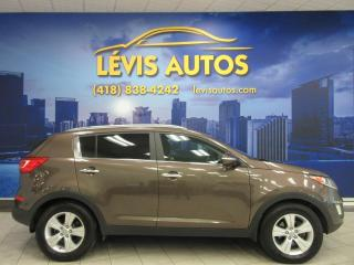 Used 2011 Kia Sportage EX AWD 106200 KM CAMERA DE RECUL BANC CH for sale in Lévis, QC