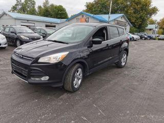 Used 2014 Ford Escape SE for sale in Madoc, ON