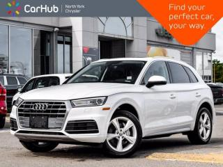 Used 2019 Audi Q5 Progressiv Panoramic Sunroof Navigation Backup Camera Memory Heated  Seats for sale in Thornhill, ON