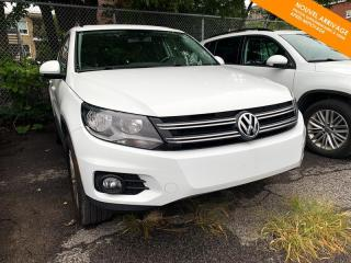 Used 2016 Volkswagen Tiguan RESERVÉ 4MOTION SE + Toit + Keyless for sale in Québec, QC