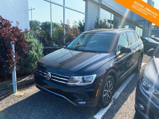 Used 2018 Volkswagen Tiguan Comfortline 4MOTION + Toit Pano  + Keyless for sale in Québec, QC