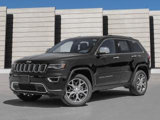 New 2020 Jeep Grand Cherokee LIMITED 4X4 for sale in Winnipeg, MB
