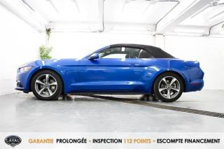Used 2017 Ford Mustang Convertible V6 + Caméra + Bluetooth for sale in Québec, QC