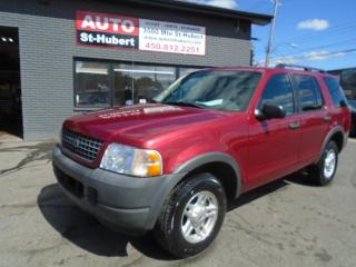 Used 2003 Ford Explorer XLT 4X4 for sale in St-Hubert, QC