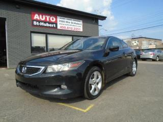 Used 2008 Honda Accord EX**EN BONNE CONDITION** for sale in St-Hubert, QC