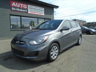Used 2014 Hyundai Accent L for sale in St-Hubert, QC