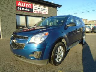 Used 2010 Chevrolet Equinox LS for sale in St-Hubert, QC