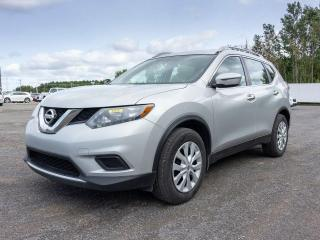 Used 2016 Nissan Rogue BLUETOOTH CAMÉRA RECUL *SIÈGES CHAUFFANTS* for sale in Mirabel, QC