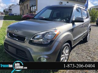 Used 2013 Kia Soul Familiale automatique 2u for sale in Shawinigan, QC