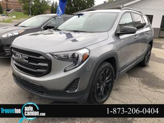 Used 2019 GMC Terrain Traction intégrale, SLE for sale in Shawinigan, QC