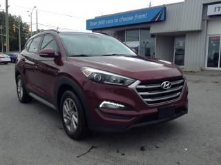Used 2017 Hyundai Tucson LEATHER, SUNROOF, HEATED SEATS, BACKUP CAM!! for sale in Kingston, ON