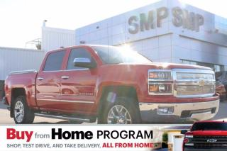 Used 2014 Chevrolet Silverado 1500 LTZ - Heated/Vented Leather, Sunroof, Trailering Pkg for sale in Saskatoon, SK