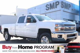 Used 2019 Chevrolet Silverado 2500 HD LT- 6.6L Duramax, Pwr Seat, Remote Start, 8' Box for sale in Saskatoon, SK