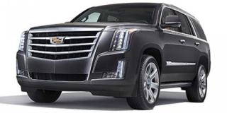 New 2020 Cadillac Escalade Platinum for sale in Winnipeg, MB