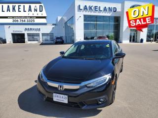 Used 2014 Honda Civic Sedan Touring  - $123 B/W for sale in Prince Albert, SK