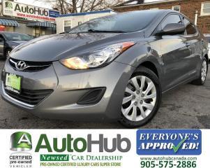 Used 2013 Hyundai Elantra GL-HEATED SEATS for sale in Hamilton, ON