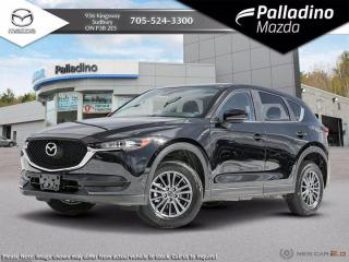 New 2021 Mazda CX-5 GX for sale in Sudbury, ON