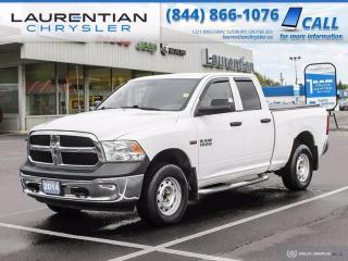 Used 2014 RAM 1500 ST!! SELF CERTIFY !! for sale in Sudbury, ON