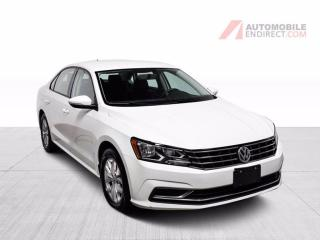 Used 2018 Volkswagen Passat TRENDLINE+ TSI A/C MAGS CAMERA DE RECUL for sale in Île-Perrot, QC