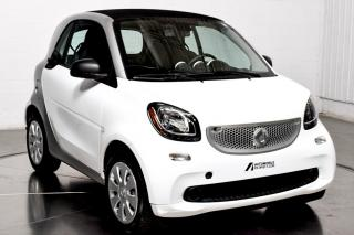 Used 2016 Smart fortwo CUIR A/C BLUETOOTH for sale in Île-Perrot, QC