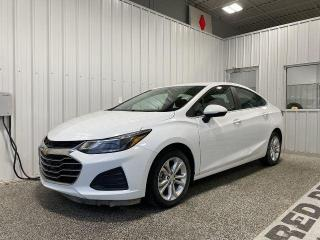 Used 2019 Chevrolet Cruze LT for sale in Red Deer, AB
