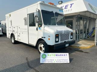 Used 2001 Chevrolet W4500 GRUMMAN OLSON WORKHORSE CONVERT TO FOOD TRUCK! for sale in Langley, BC