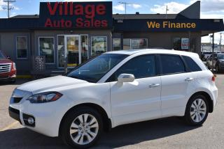 Used 2012 Acura RDX Heated Seats! Navigation! Bluetooth! for sale in Saskatoon, SK