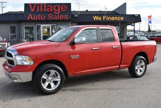Used 2014 RAM 1500 SLT Cruise Control! Bluetooth! for sale in Saskatoon, SK
