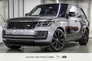 Used 2018 Land Rover Range Rover Td6 HSE SWB *NOUVELLE ARRIVÉE!* for sale in Laval, QC