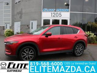 Used 2017 Mazda CX-5 GT for sale in Gatineau, QC