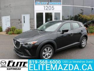 Used 2017 Mazda CX-3 GX for sale in Gatineau, QC