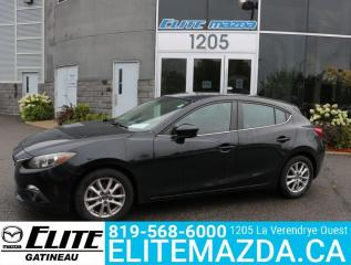 Used 2014 Mazda MAZDA3 Sport GS- SKYACTIV for sale in Gatineau, QC