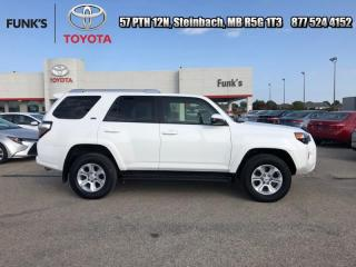 Used 2014 Toyota 4Runner 4WD 4DR V6 SR5 for sale in Steinbach, MB