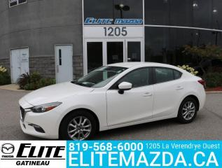 Used 2017 Mazda MAZDA3 GS for sale in Gatineau, QC