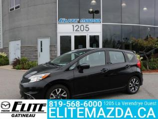 Used 2016 Nissan Versa Note SR for sale in Gatineau, QC