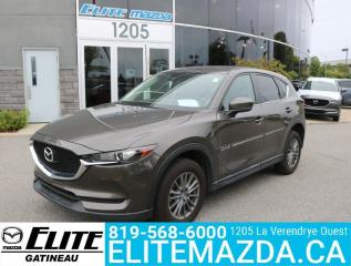 Used 2018 Mazda CX-5 GX for sale in Gatineau, QC