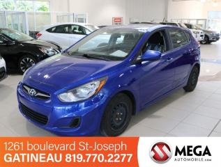 Used 2012 Hyundai Accent GL for sale in Gatineau, QC
