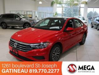 Used 2019 Volkswagen Jetta HIGHLINE for sale in Gatineau, QC