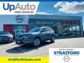 Used 2017 Nissan Rogue SV FWD with no reported accidents for sale in Stratford, ON